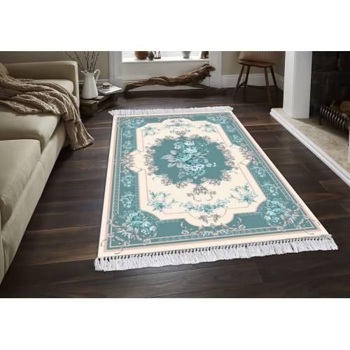 dekoreko tapis patchwork 3D avec boucle  160x230 cm
