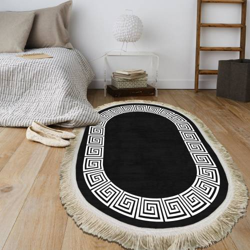 Tapis Oval Patchwork (DT02503_105) 80x120