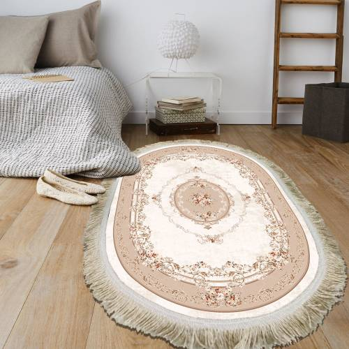 Tapis Oval Patchwork (DT32542_107) 80x120