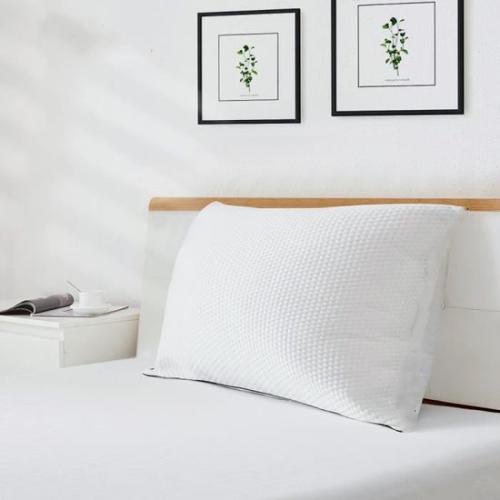 Oreiller blanc comfortable 50x70