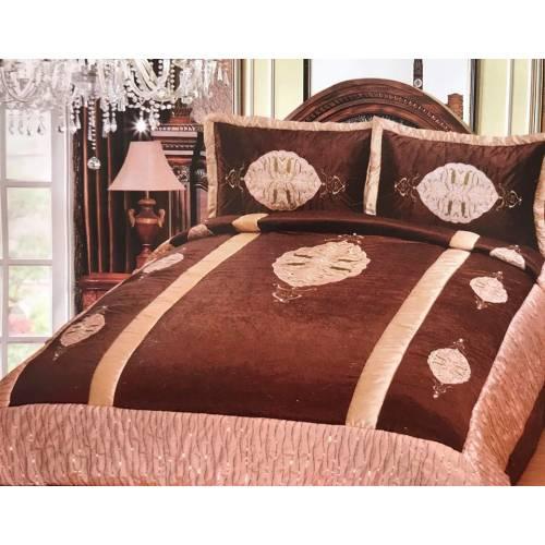 Osmanli couvre lit  Marron