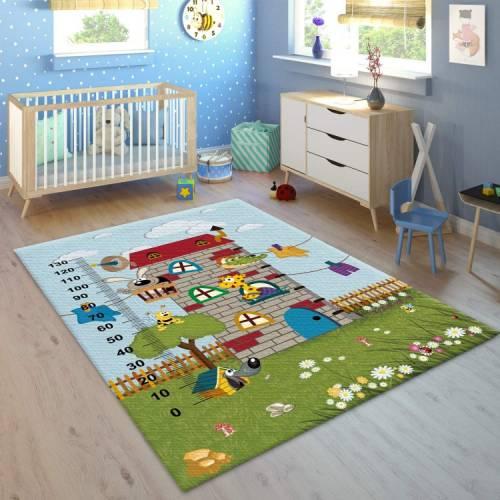 Tapis Dekoreko pour Enfants80x150