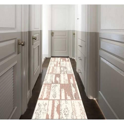 Tapis De Couloir CUIR Rectangulaire 80x300